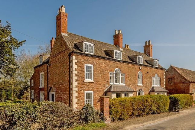Thumbnail Detached house for sale in Austendyke Road, Weston Hills, Spalding