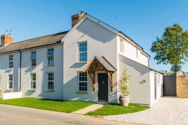 Thumbnail Semi-detached house for sale in Barretts Row, Wendlebury, Bicester