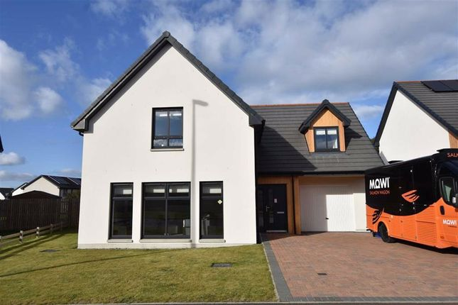 Thumbnail Detached house for sale in Lawrie Drive, Nairn