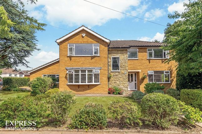 Thumbnail Detached house for sale in Woodrow Park, Grimsby, Lincolnshire