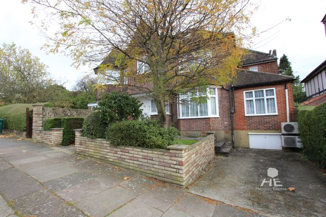 Thumbnail Detached house for sale in Park Way, London