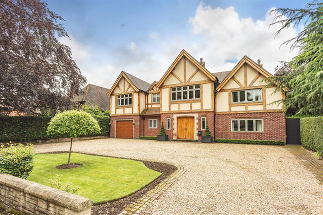 Thumbnail Detached house for sale in Keats Avenue, Littleover, Derby