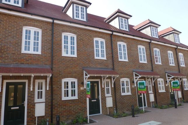 Thumbnail Property to rent in Ollivers Chase, Goring-By-Sea, Worthing