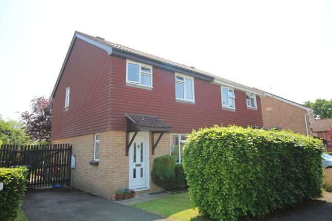Thumbnail Semi-detached house to rent in Elizabeth Place, Pewsham, Chippenham