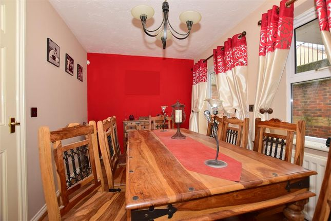 Dining Room of Steven Close, Chatham, Kent ME4