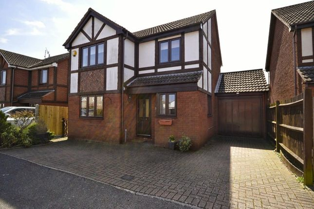 Thumbnail Detached house to rent in Tudor Manor Gardens, Watford