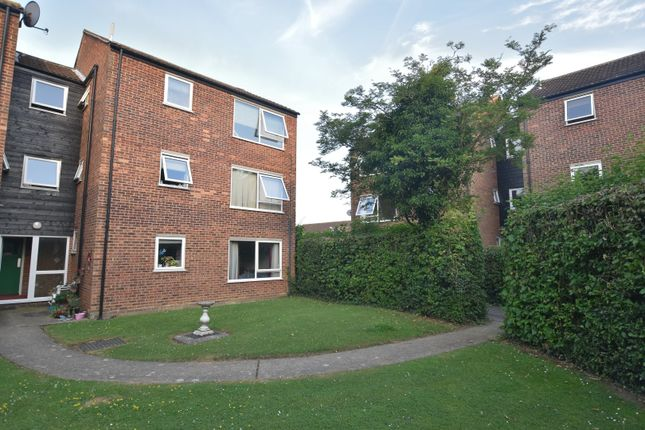 Thumbnail Flat for sale in Drood Close, Chelmsford