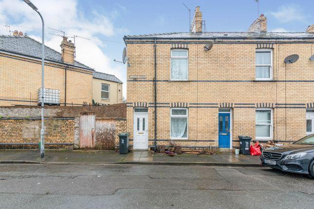 Thumbnail Terraced house for sale in Hoskins Street, Newport