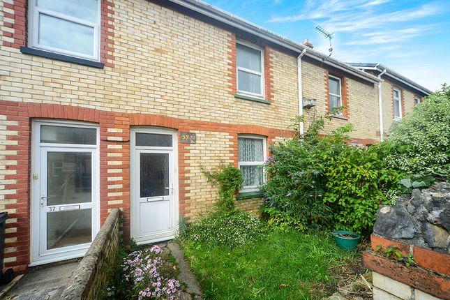 Thumbnail 3 bed terraced house for sale in Exeter Road, Kingsteignton, Newton Abbot, Devon