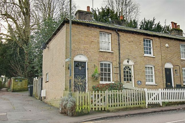Thumbnail Cottage for sale in Station Road, Sawbridgeworth, Hertfordshire