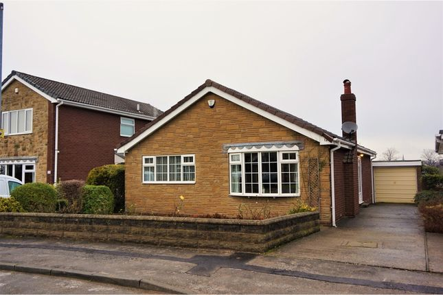Thumbnail Detached bungalow to rent in Netherley Brow, Ossett