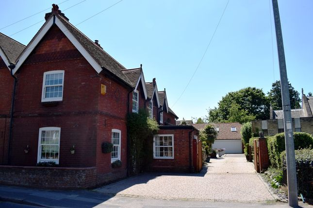 Thumbnail Semi-detached house for sale in Lecole Walk, High Street, Botley, Southampton