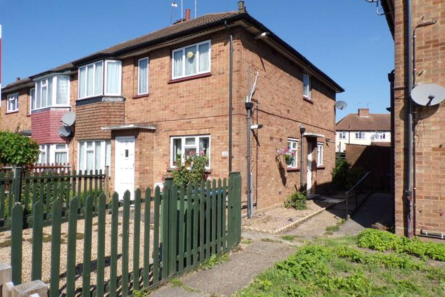 Thumbnail Flat for sale in Beresford Avenue, Wembley