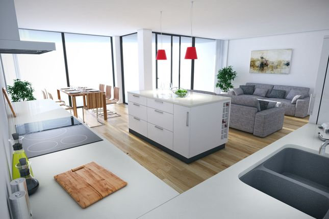 1 bed flat for sale in Salford City Centre Apartments, Ordsall Lane, Manchester