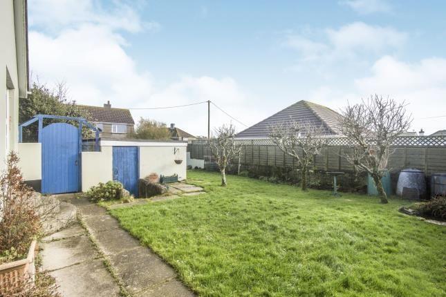 Rear Garden of Pelynt, Looe, Cornwall PL13