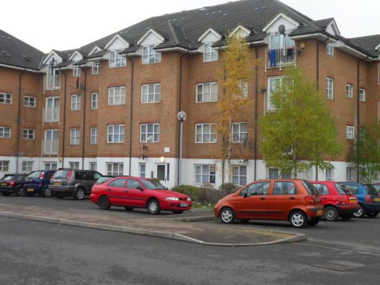Thumbnail Flat to rent in Conifer Court, Bluebell Way, Ilford