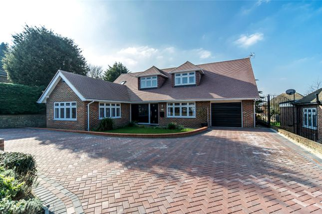 Thumbnail Detached house for sale in The Yews, Gravesend, Kent
