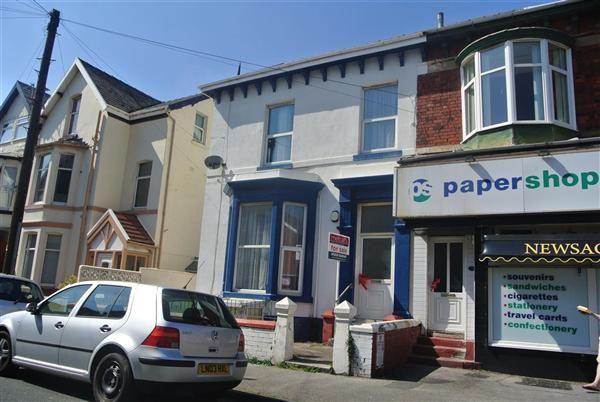 End terrace house for sale in Osborne Road, Blackpool