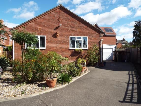 Thumbnail Bungalow for sale in Garden Terrace, Halstead