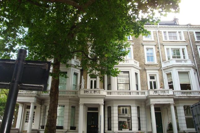 3 bed flat for sale in Marloes Road, Kensington, London.