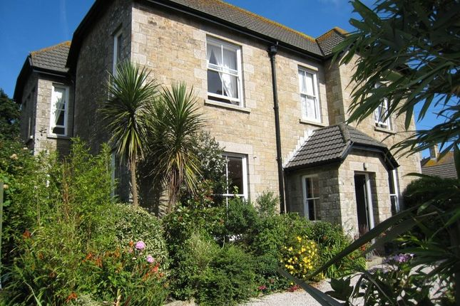 Thumbnail Semi-detached house for sale in Church Road, Madron, Penzance