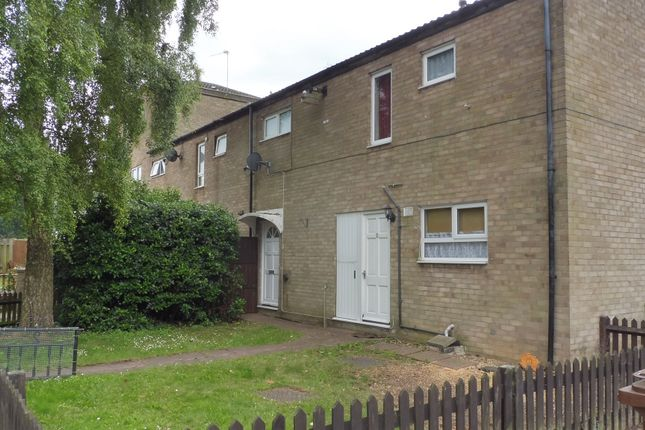 Thumbnail Semi-detached house for sale in Northbrook, Corby