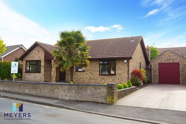 Thumbnail Detached bungalow for sale in Chalk Pit Lane, Wool BH20.