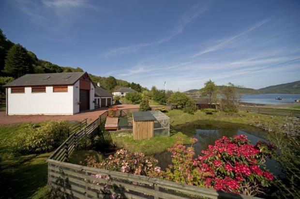 Thumbnail Detached bungalow for sale in Sealasdair, Ardentallen, Oban, Argyll And Bute