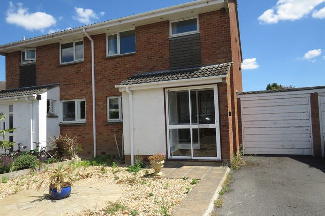 Thumbnail Semi-detached house for sale in Barn Close, Poole