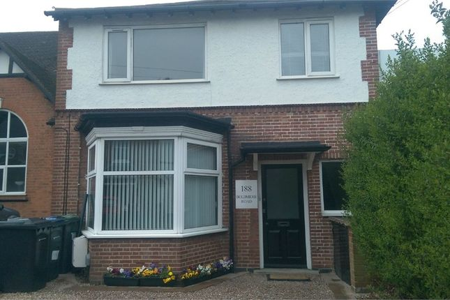 Thumbnail Flat for sale in Boldmere Road, Sutton Coldfield, West Midlands