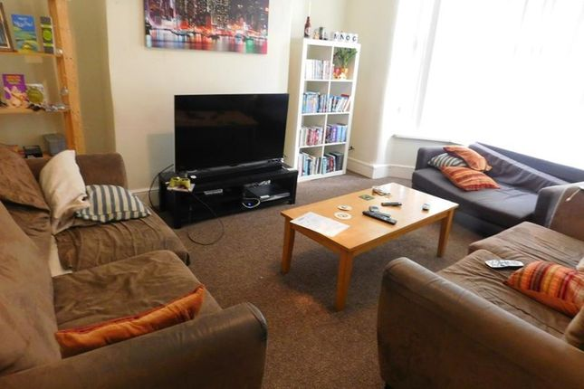 Thumbnail Terraced house to rent in Colebrooke Road, Aigburth, Liverpool