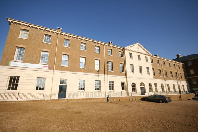 2 bed flat to rent in Queen Mother Square, Poundbury, Dorchester, Dorset
