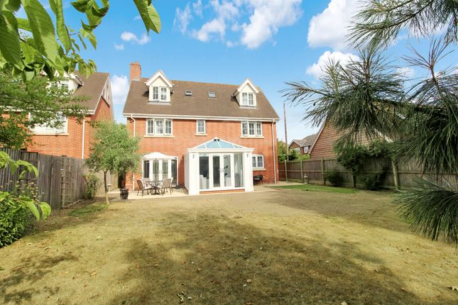 Thumbnail Detached house for sale in Cherry Row, Colchester