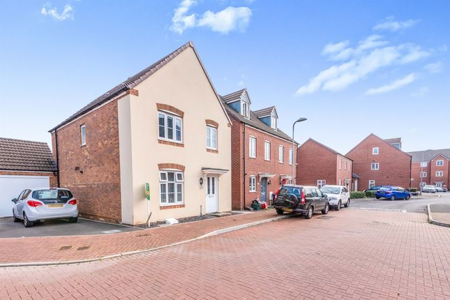 Thumbnail Detached house for sale in Lysaght Avenue, Newport