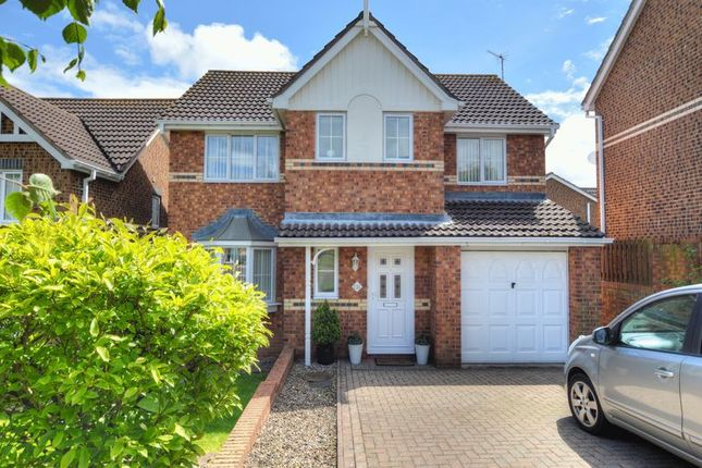 4 bed detached house for sale in Allerburn Lea, Alnwick