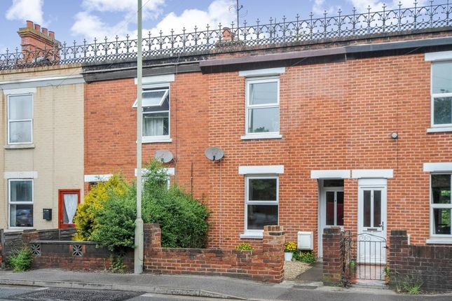 Thumbnail Terraced house to rent in Newbury, Berkshire