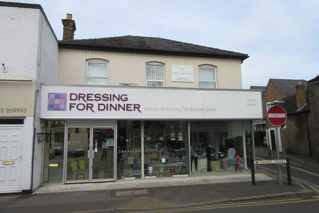 Thumbnail Retail premises for sale in Bridge Street, Walton-On-Thames