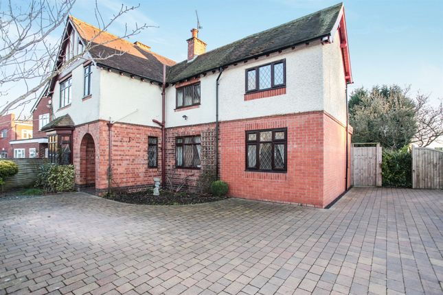 Thumbnail Detached house for sale in Tanners Lane, Coventry