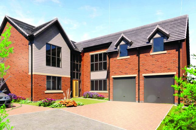 Thumbnail Detached house for sale in Dovecote View, Woodborough, Nottingham