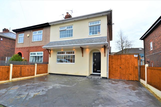 3 bed semi-detached house for sale in Norwood Avenue, Tyldesley, Manchester M29