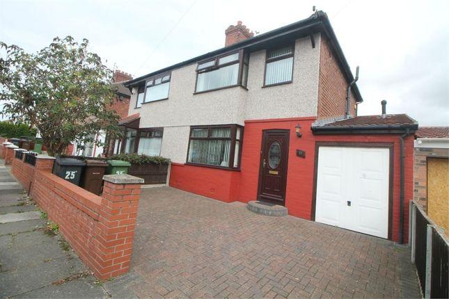 3 bed semi-detached house for sale in Wylva Avenue, Liverpool, Merseyside