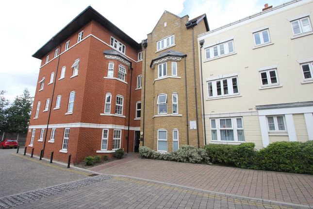 Thumbnail Flat for sale in Rocheforte House, Roche Close, Rochford