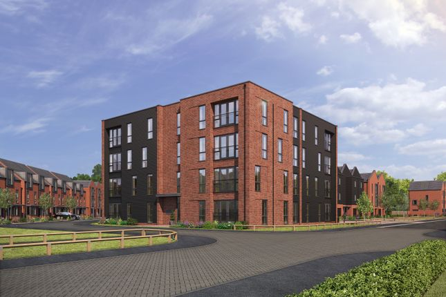 Thumbnail Flat for sale in Kingsway Bioulevard, Derby