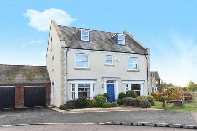 Thumbnail Detached house for sale in Brooklands Avenue, Wixams, Bedford