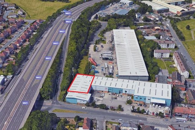 Thumbnail Warehouse for sale in Unit 4, South Leeds Trade Centre, 16 Belle Isle Road, Leeds, West Yorkshire
