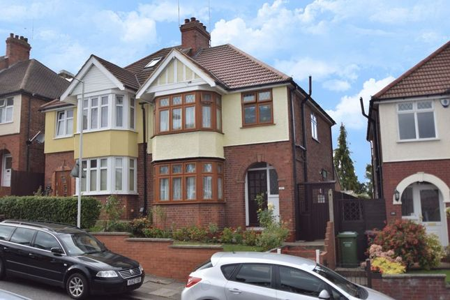 Thumbnail Semi-detached house for sale in Strathmore Avenue, Luton
