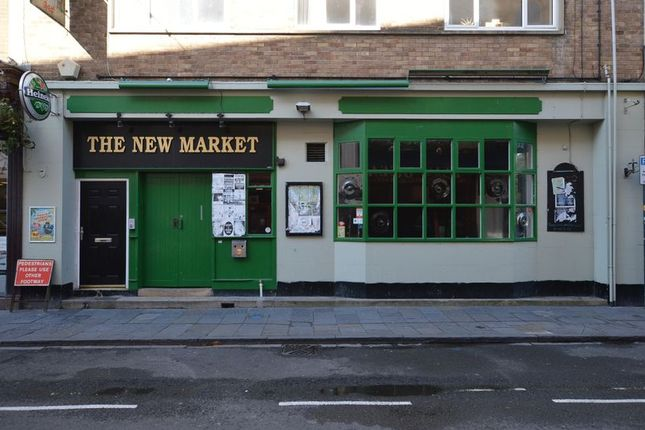 Thumbnail Pub/bar to let in The Sovereign Centre, High Street, Weston-Super-Mare