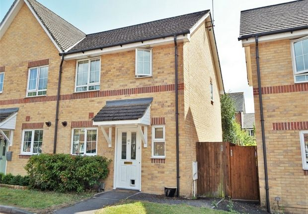 Thumbnail Semi-detached house for sale in Maple Avenue, Farnborough, Hampshire
