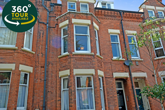 Thumbnail Flat for sale in Sandown Road, Stoneygate, Leicester