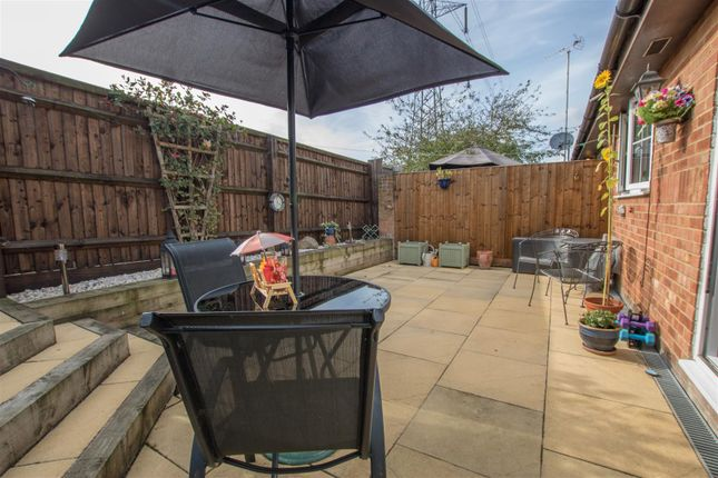 Thumbnail Terraced bungalow for sale in Dickens Way, Aylesbury